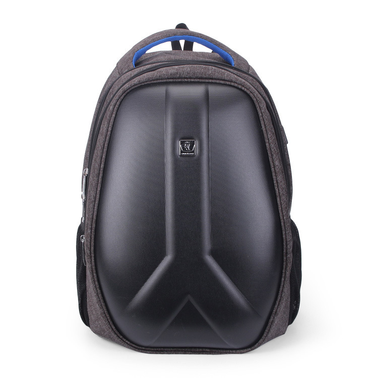 USB charging double shoulder bag waterproof lover backpack computer backpack outdoor burglar travel bag foreign trade student ba