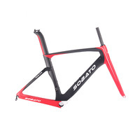 2017 Latest Carbon Cycle Road Frames T700 And T800 Full Carbon Light Carbon Road Bicycle Frame