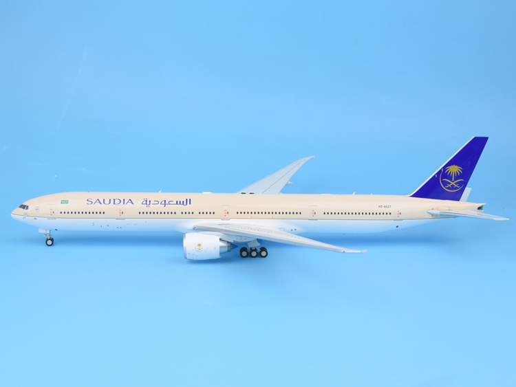 IF200 1:200 IF77730316B Saudi Airlines B777-300ER HZ-AK27 Alloy aircraft model Collection model Holiday gift