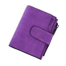 Women Short Wallet Handbag Women Wallets Purse Female Clutch Purse Carteiras Femininas Credit Card Holder Coin Purse QB103