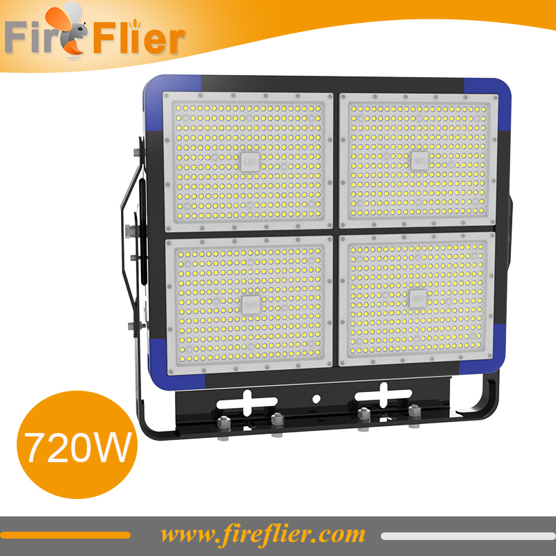 3pcs/lot Fireflier 1000W LED flood light 800W outdoor LED stadium sport lighting football soccer field court floodlight 25degree - 3