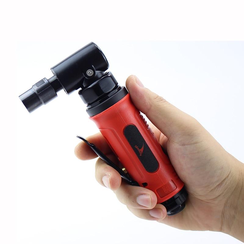 High Quality Pneumatic Die Grinder 90 Degree Die Grinder 3mm 6mm Chucks 20000rpm Grinder Air Micro Grinder die grinder set bort bgs 82