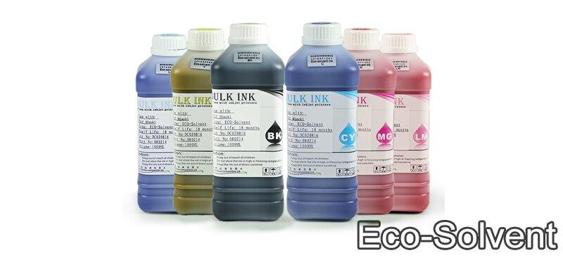 1000ML Eco-solvent Ink