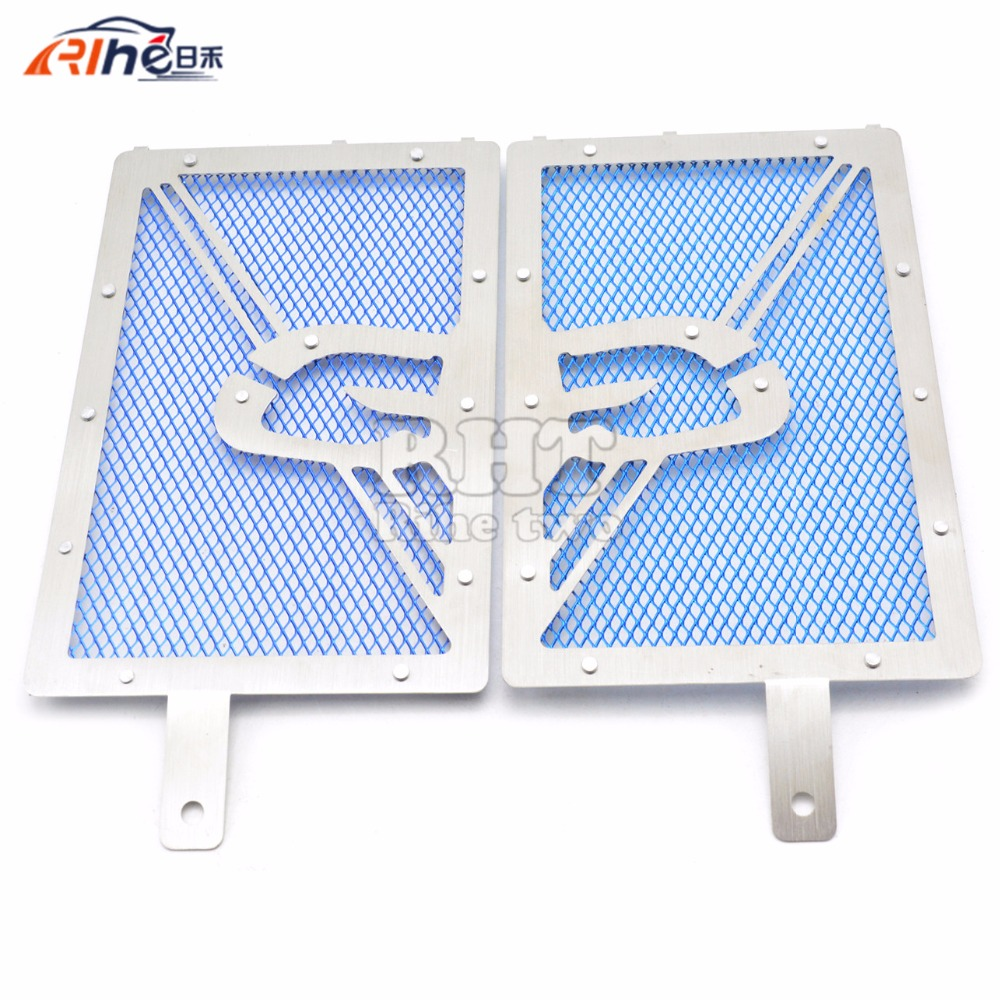 CNC Motorcycle Parts 4 color options Radiator Grille Guard Cover for BMW R1200GS 2013-2015 2014 R1200GS ADV 2014-2015 motorcycle radiator grille guard protective case radiator grille guard cover for bmw r1200gs 2013 2015 r1200gs adv 2014 2015