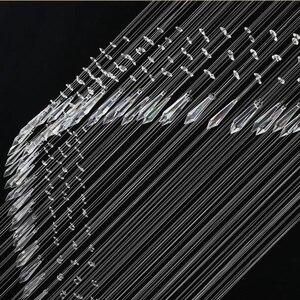 Image 4 - الحديثة كريستال الثريا ل دوامة تصميم LED الفاخرة الكريستال مصباح معلق الداخلية سلم الممر مصباح