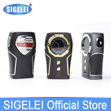 NIEUWSTE Vape mod van sigelei Fashion Design e elektronische 230W Surper power Fashion Design