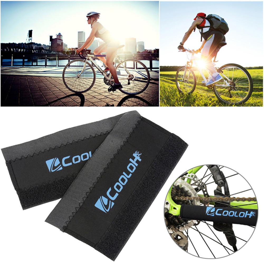 Riding Supplies Bicycle Mountain Bike Frame Chain Protector Cover