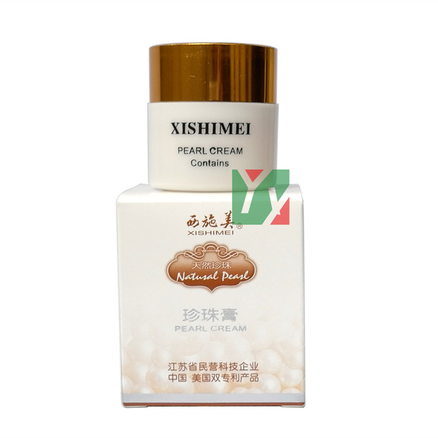 XISHIMEI Pearl & Pientzehuang Cream facial cream whitening cream for face anti acne moisturizing  new