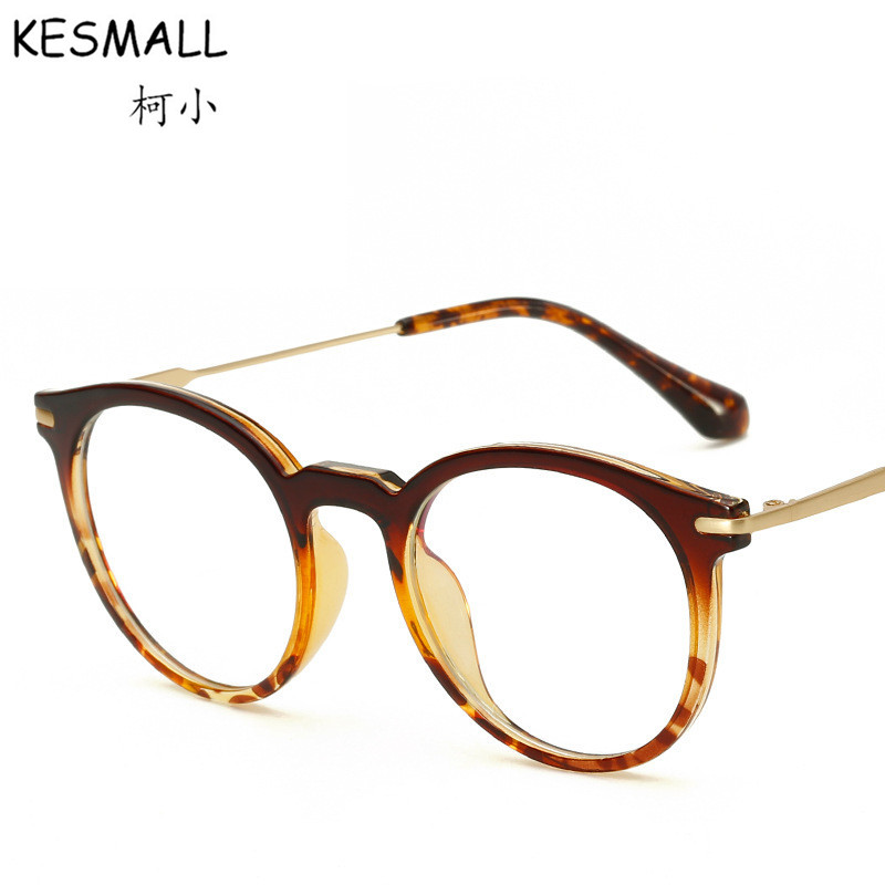 2018 Vintage Glasses Frame Women brand design Men Optical Light Gaming Glass Frames Oculos De Grau Fashion Eyeglasses Frame RB79