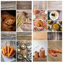 54*84cm Studio Photography Background Photo Props Wood Board Photo Background Jewelry Food Use Background