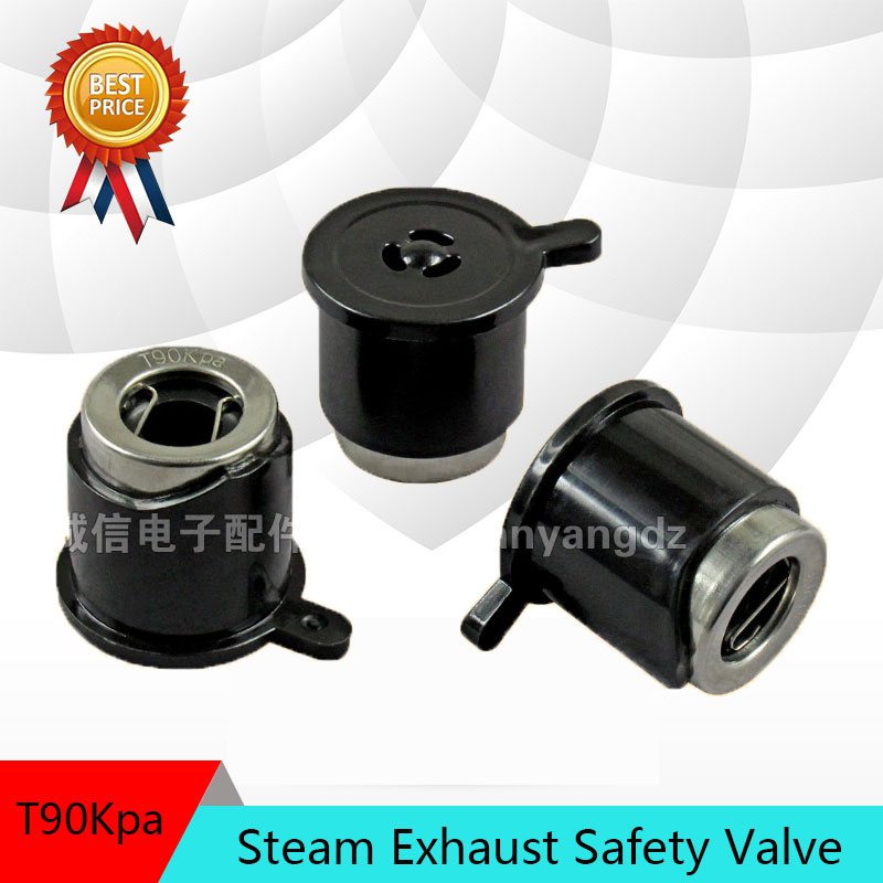 Universal T90Kpa Float Valve Limit Safety Valve Pressure Cooker Replacement Floater Sealer Jigger Electric Stove