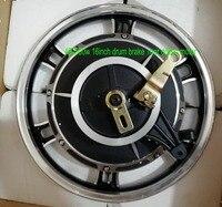 16 дюймов BLDC Концентратор двигатель gearless с Зал сенсор 36V48V60v500w барабаны/диск/расширительный тормоз для электрический скутер ebike трицикл ATV