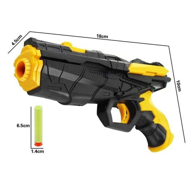 2017 kristall Spielen Pistolen für Kind Spielzeugpistolen Weiche ...