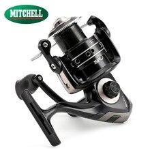 100% Original Mitchell AVOCET SILVER IV 1000 / 2000 / 4000 FD Spinning Fishing Reel 5+1BB Carp fishing Gear  Fishing reel