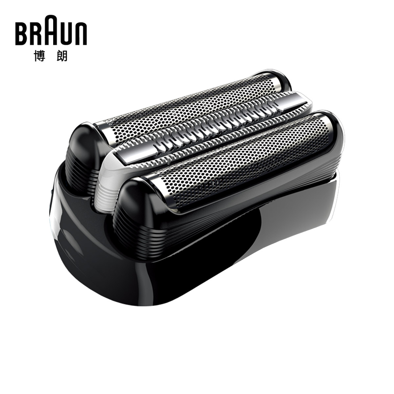 Braun 32S Series 3 Shaver Head Foil and Cutter Replacement 32B Electric Shaver Blades (320 330 340 350CC 360 370 380 390CC) braun 32s series 3 shaver foil and cutter head replacement cassette with microcomb 320 330 340 350cc 360 370 380 390cc 395cc