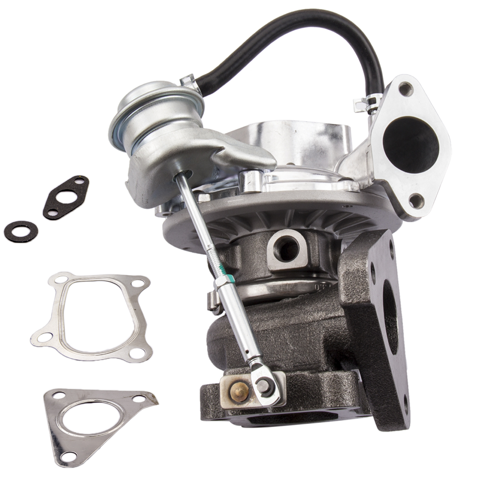Турбокомпрессор 81kw 14411VM01A RHF4H турбонагнетатель двигателя турбонагнетателя для Nissan CabStar 2,5 Dci YD25DDTI 14411 MB40B VN4