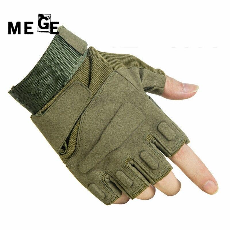 MEGE тактикалық қолғап ерлерге - Спорттық киім мен керек-жарақтар - фото 1