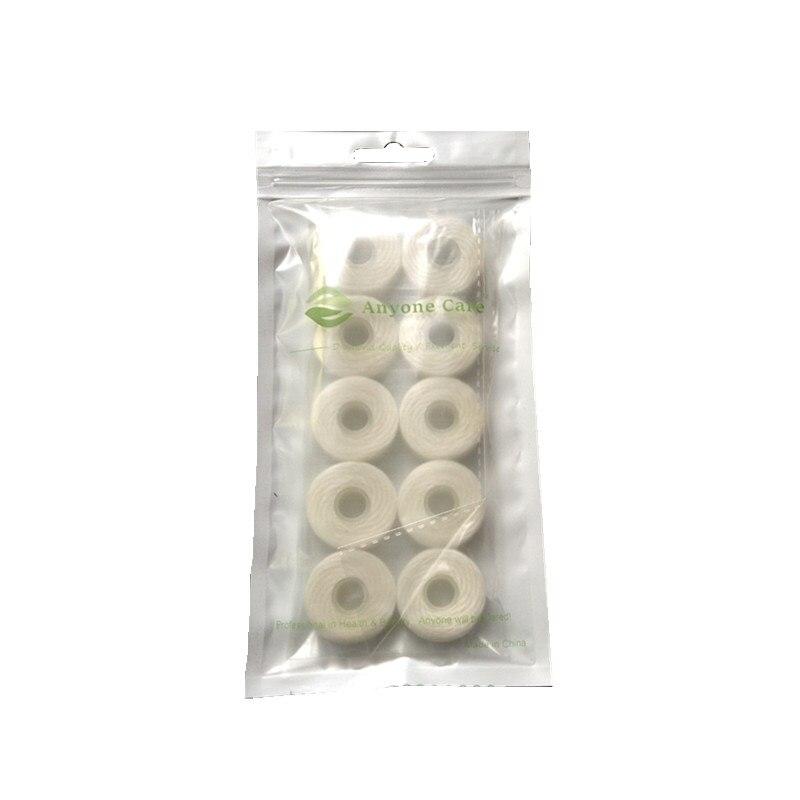 Экспорт из России ЕС 50 метров 10 рулонов зубная нить er встроенный катушка воск свежий аромат мяты Замена плоский провод зубная нить
