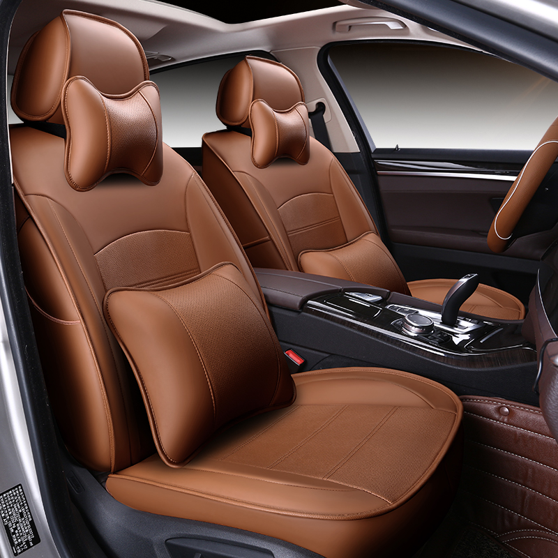 Special Leather car seat covers For Chrysler 300C PT Cruiser Grand Voyager Sebring car styling auto accessories car Stickers car seat cover auto seats covers cushion accessorie for chrysler 300c grand voyager voyager	2013 2012 2011 2010