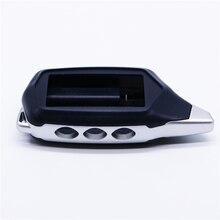 Русская версия C9 чехол Брелок для starline C4 C6 lcd двухсторонний автомобильный пульт дистанционного управления