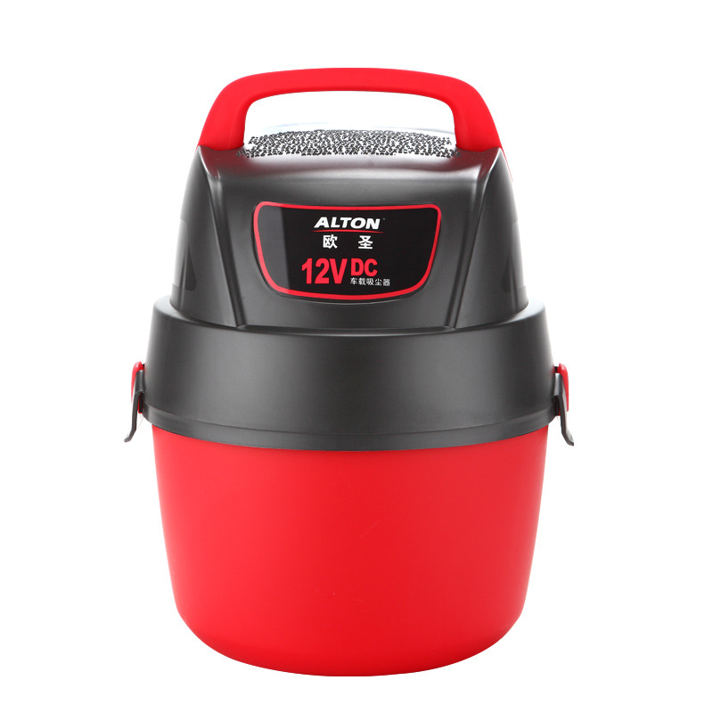 4L Large Capacity Dust Tub Professional Car Vacuum Cleaner with Circle Brush  and Replace Soft Pump 5.5m Wire Wet & Dry Dual Use lx pump ea320 ea350 pump wet end pump body