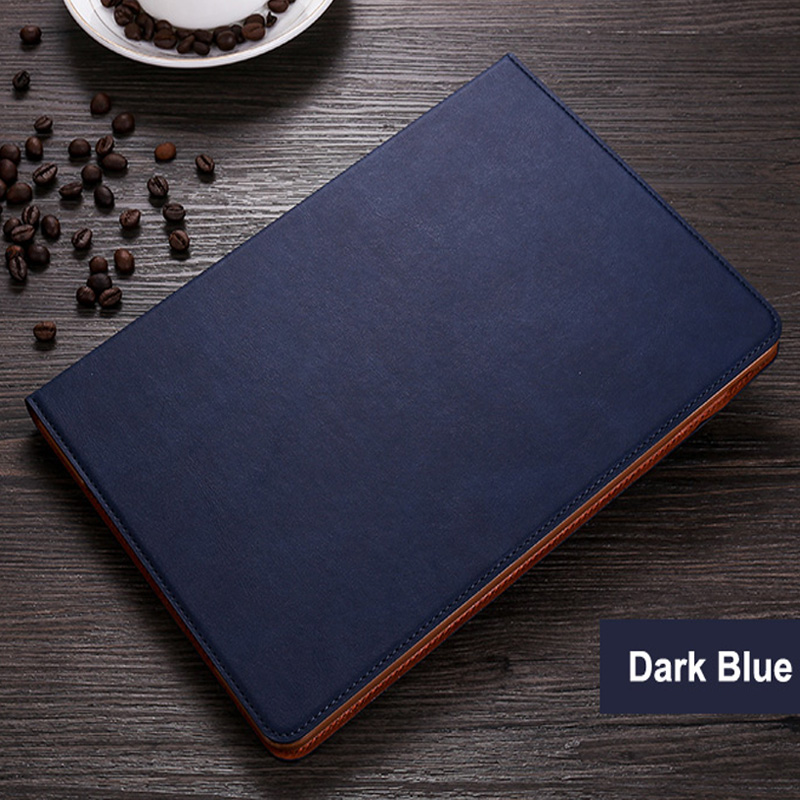 Flip Folio Tablet Case for iPad Air 2 Slim PU Leather Soft TPU Kickstand Cover for iPad Air 2 1 iPad 9.7 2018 Auto Sleep Wake up ocube tri fold ultra slim tpu silicon back folio stand holder pu leather case cover for apple ipad 6 ipad air 2 9 7 tablet