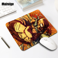 Mairuige Funny Comic Mousepad Anime ONE PUNCH-MAN Supper Hero Mouse Pad Saitama Sensei Pattern Tablets Mat Pc Gaming Mat Pad