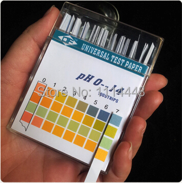 50pack Lot 100strips Pack Universal Ph0 14 Ph Test Paper