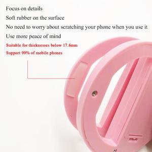 Image 5 - Litwod Lámpara selfi portátil con Clip para teléfono móvil anillo Led de belleza, luz de Flash de relleno, batería AAA seca de emergencia para celebridades