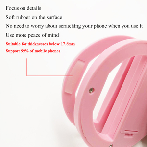 Image 5 - Litwod Mobile Phone Portable Clip Led Selfie Lamp Ring Beauty Fill Flash Lens Light Emergency Dry AAA Battery for Celebrities