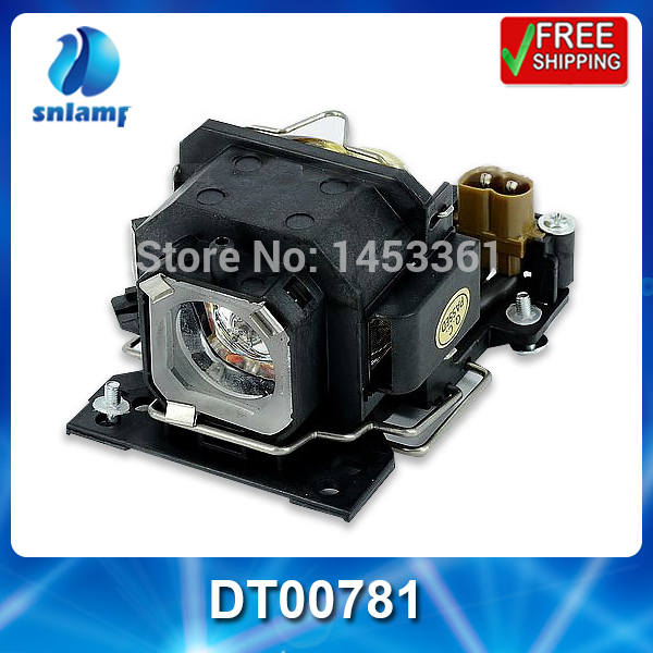 Replacement Projector Lamp DT00781 for ED-X20 / ED-X22 / CP-X1 / CP-X2 etc bo park 18 x20