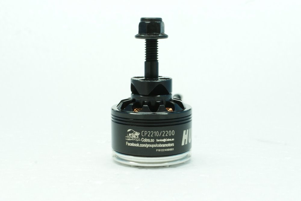 Cobra Motor CP2210-2200Kv, Outrunner Brushless Motor, for Spec wing race, flying wing cobra mix