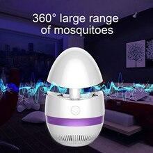 Behogar безопасная usb-лампа с питанием от комаров Ловушка насекомых электрическая ловушка светодиодный светильник для Дома кухни спальни офиса