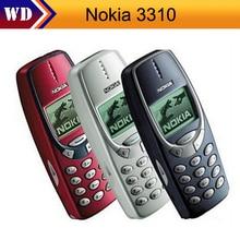 3310 Original Unlocked Nokia 3310 GSM Mobile phone Refurbished Cellphone In Stock