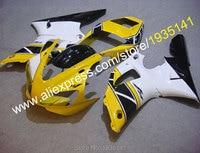 Ventes chaudes, Nouveautés YZF1000 98 99 R1 Pour Yamaha YZF R1 1998 1999 YZF-R1 Moto Carénage Carrosserie pièces (moulage par injection)