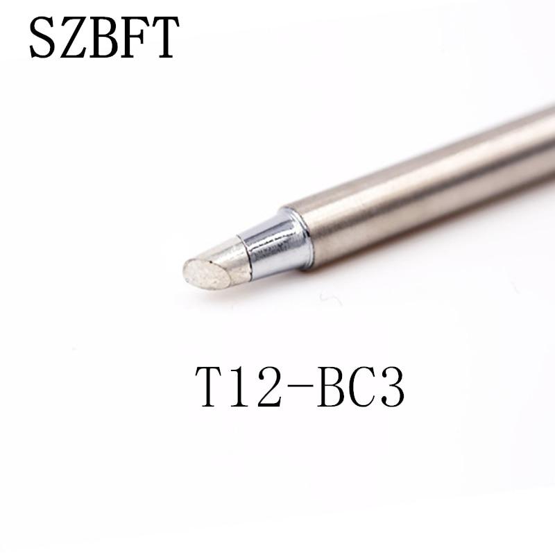 SZBFT T12-BC3 K JL02 ILS I DL32 D24 ect Punte saldatore per stazione - Attrezzatura per saldare - Fotografia 2
