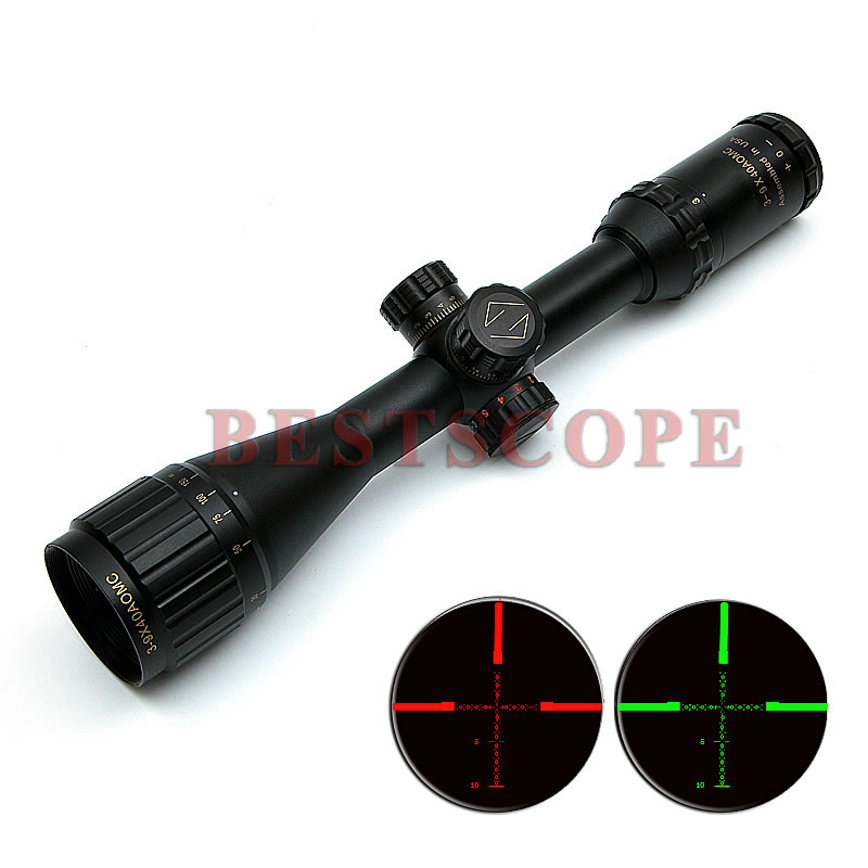 ZEISS CONQUEST Hunting 3-9X40 Golden Marking Riflescope Red And Green Dot Illumination Optics Hunting Sniper Gear