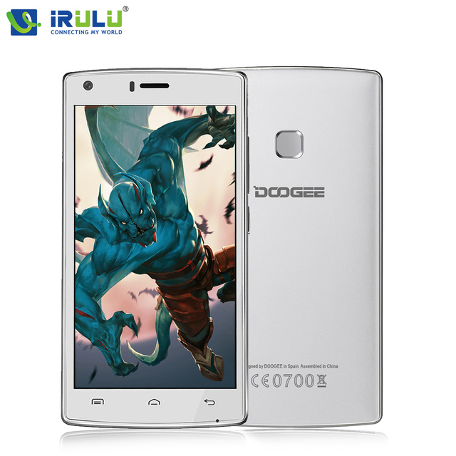 "Doogee X5 MAX PRO 5"" 4G Smartphone 1280*720 IPS 4000mah Android 6.0 MTK6737 Quad Core 2GB RAM+16GB ROM 8MP fingerprint"