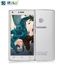 """Doogee x5 max pro 5 """"4G Smartphone 1280*720 IPS 4000 mah Android 6.0 MTK6737 Quad Core 2 GB RAM + 16 GB ROM 8MP huella digital"""