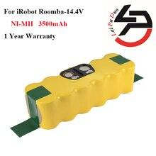 Новая Батарея NI-MH 14.4 В 3.5Ah для iRobot Roomba 500 560 530 510 562 550 570 500 581 610 770 760 780 790 880 робототехники