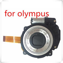 лучшая цена 5PCS/100% Original new lens for olympus FE170 FE230 FE270 FE210 FE20 FE320 X775 LENS NO CCD fe280 zoom camera parts