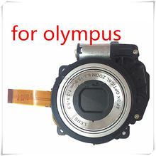 купить 5PCS/100% Original new lens for olympus FE170 FE230 FE270 FE210 FE20 FE320 X775 LENS NO CCD fe280 zoom camera parts дешево