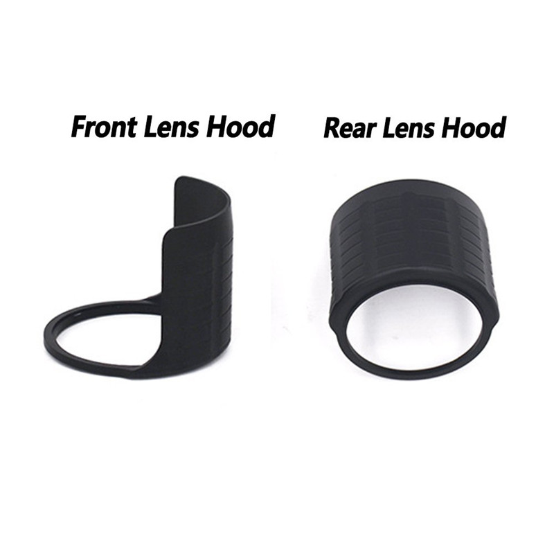 Compound Bow Sight Lens Hood Archery Sight Lens Hood 1 Set Archery Accessories цена
