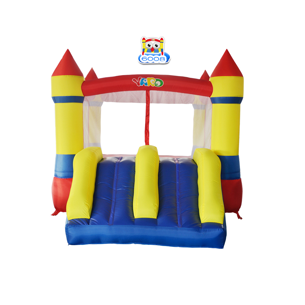 YARD Bounce House Dual Slide With Blower Indoor Outdoor