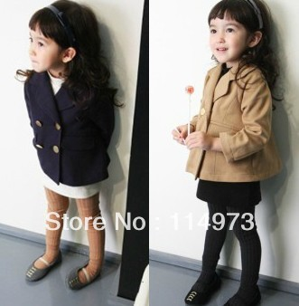 f18e4058a Free Shipping 2013 New Spring Fashion Kids suit Clothes baby girls ...