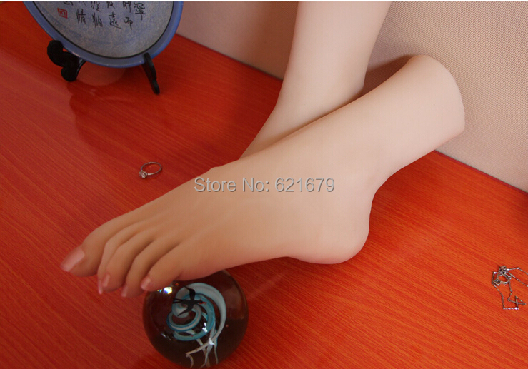 NEW sexy girls gorgeous pussy foot fetish feet lover toys clones model high arch sex dolls product feet worship 7