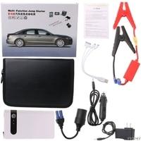 Multi Function 20000mAh Portable Car Jump Starter Booster Charger Battery Power Bank 12V Cigarette Lighter Auto
