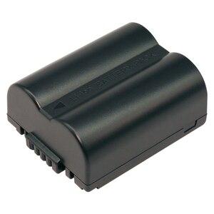 Image 4 - Batería reemplazable CGA S006 CGR CGA S006E S006 S006A BMA7 DMW BMA7 para Panasonic DMC FZ7 FZ8 FZ18 FZ28 FZ30 FZ35 FZ38 FZ50, 2 unidades