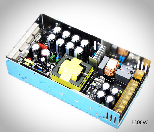 1000 W HIFI Chuyển Mạch Khuếch Đại PSU Cao điện