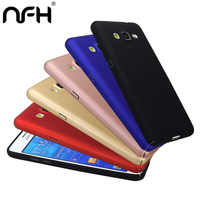 NFH Ultra Thin Colorful Hard Case For Samsung Galaxy Grand Prime G530 Coque G530H G531 G531H G531F SM-G531F Silicone Back Cover
